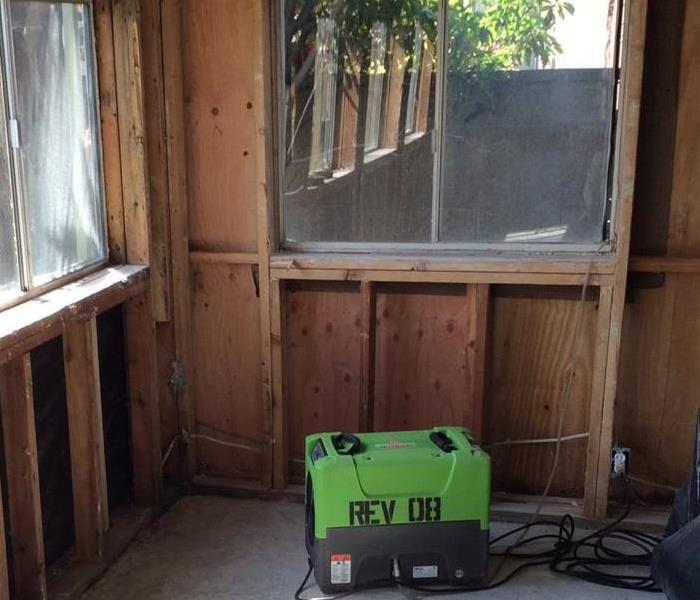 Mold Remediation by SERVPRO of Tarzana/Reseda Before