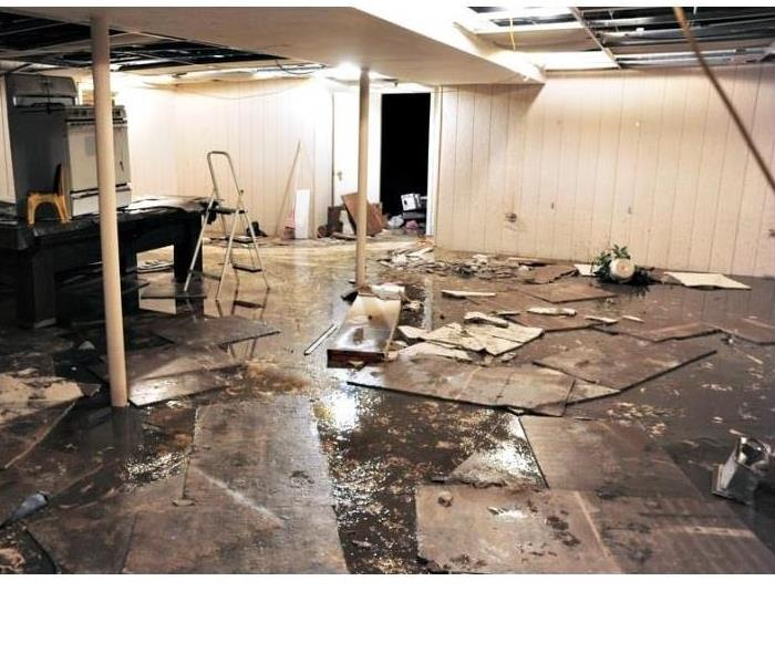 Commercial Commercial Water Damage Expertly Mitigated