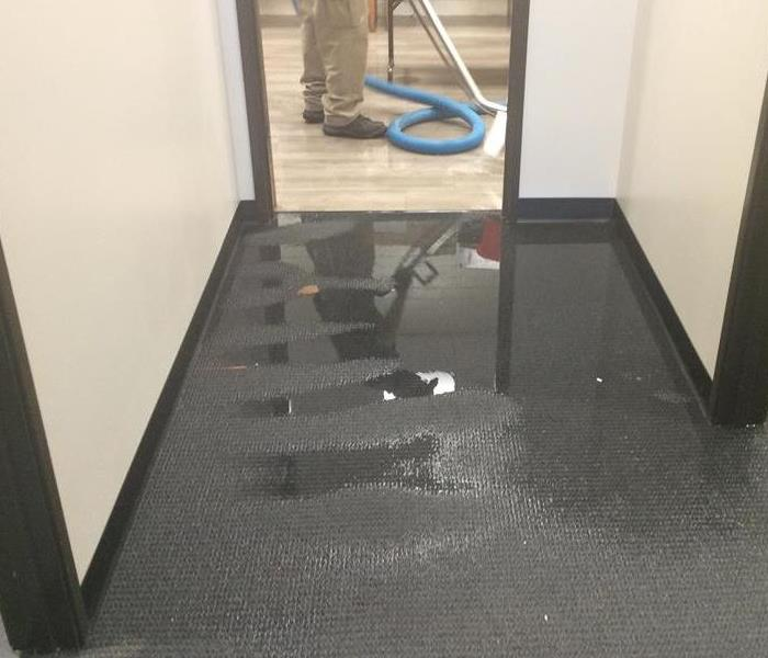 Commercial SERVPRO of Tarzana/Reseda Water Damage Timeline