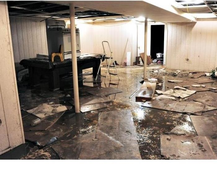 Water Damage If You Have a Water Damage Call SERVPRO Today