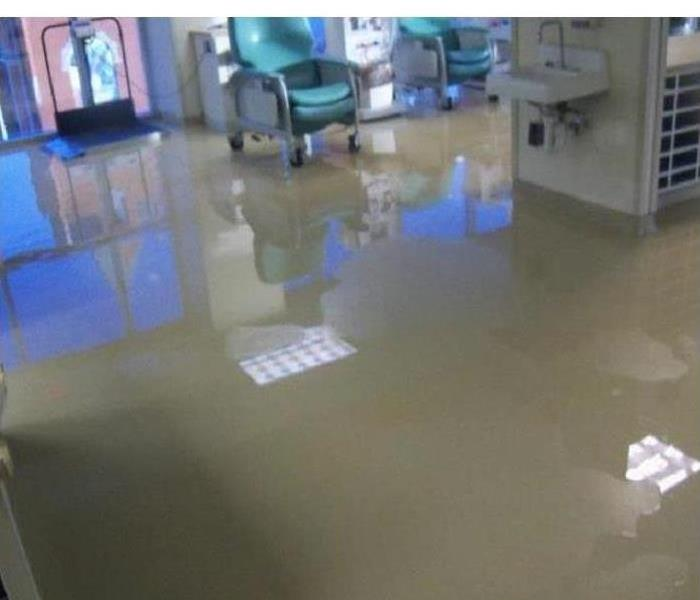 Water Damage Relax SERVPRO Has You